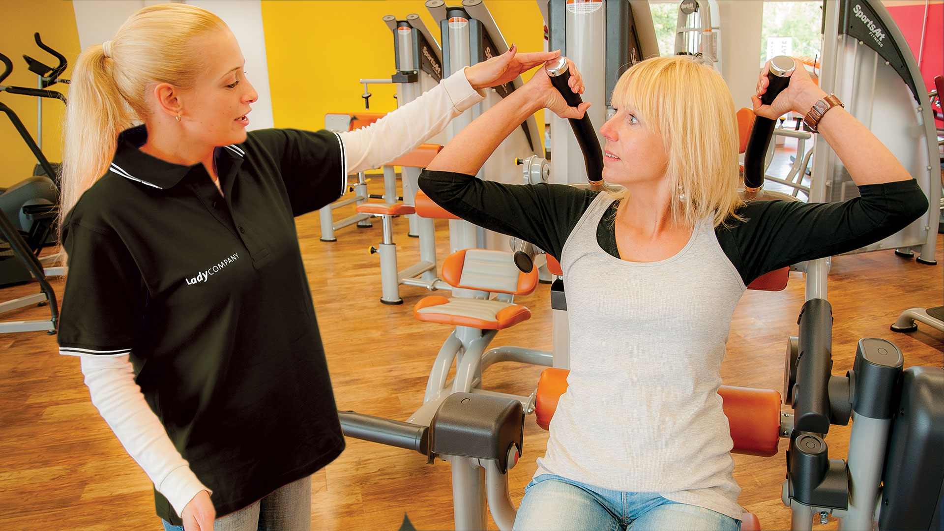 Frauenfitness - Ladycompany - Berlin